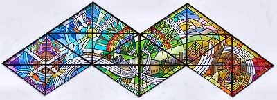Bennochy Stained Glass Windows Design