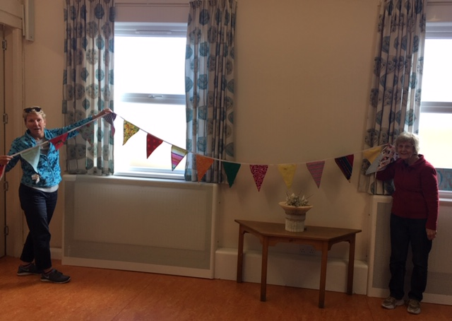 Bunting for Hire