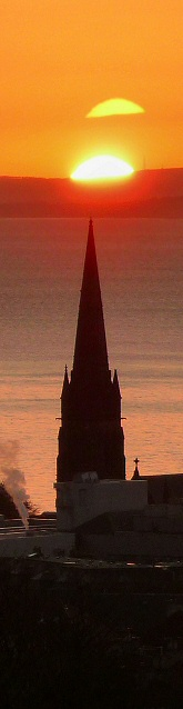 Sunrise Over Kirkcaldy